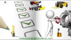 İş Ekipmanları Periyodik İncelemesini Yapmaya Yetkili Kişi Belgesi