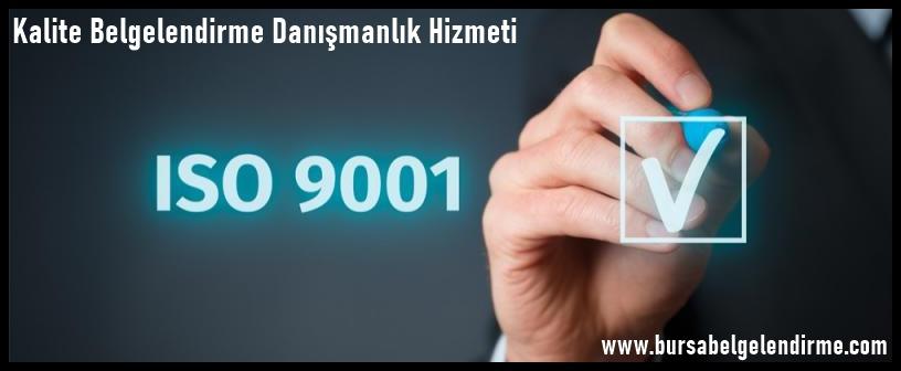 9001 danışmanlık