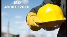 ISO 45001 İSG Belgesi