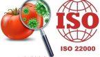 ISO 22000 Gıda Güvenliği Yönetim Sistemi
