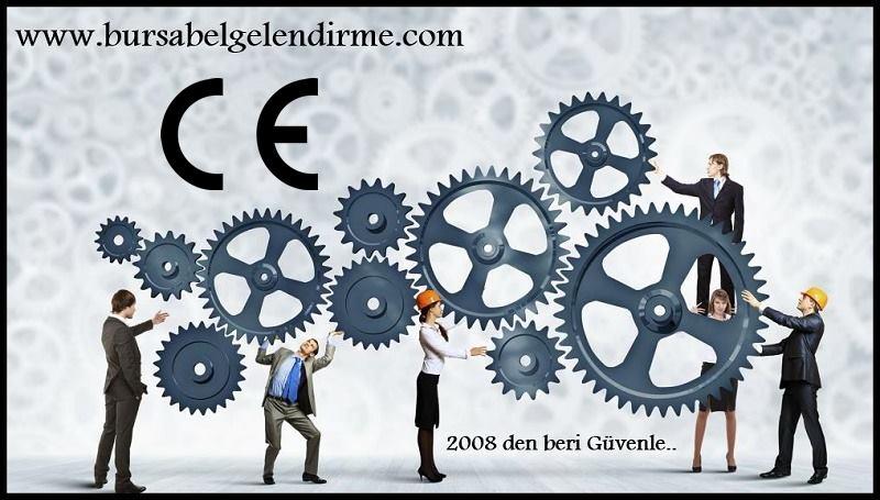 Makine Ce Belgesi Bursa