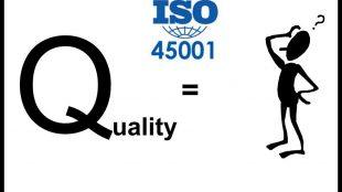 ISO 45001 İş Sağlığı Ve Güvenliği Yönetim Sistemi Eğitimi