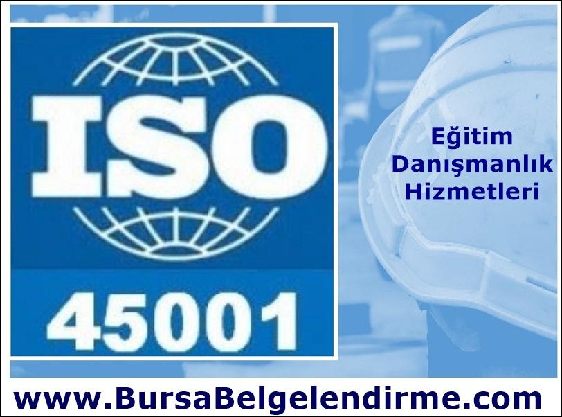 Bursa ISO 45001
