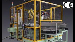 Robot Hücresi Ce Belgelendirme