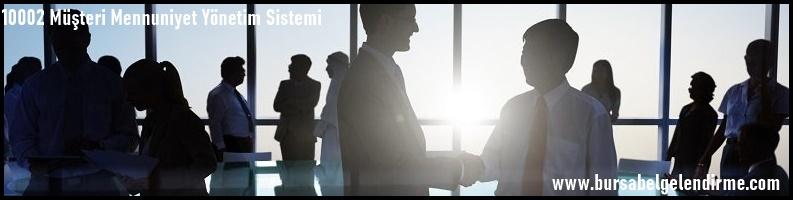 müşteri memnuniyeti yönetim sistemi