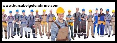 Bursa inşaatçı Belgesi Veren