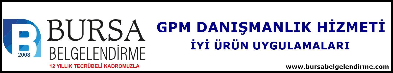 Bursa GPM Danışmanlığı
